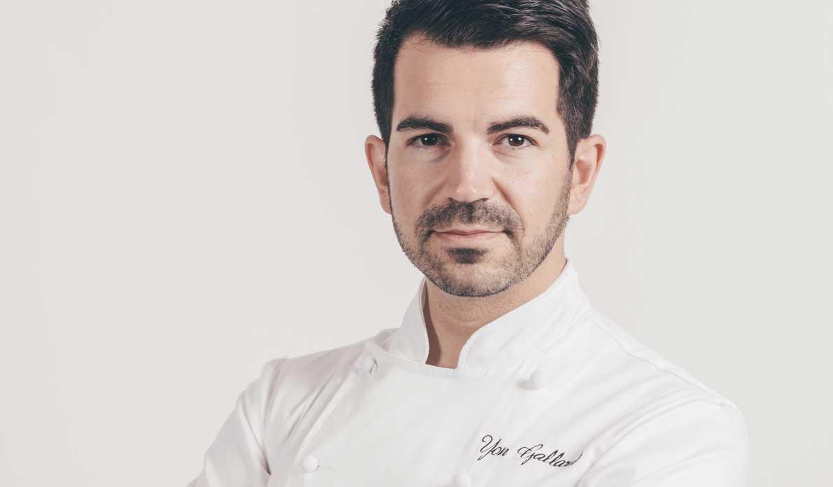 Yon Gallardo - Chef heladero