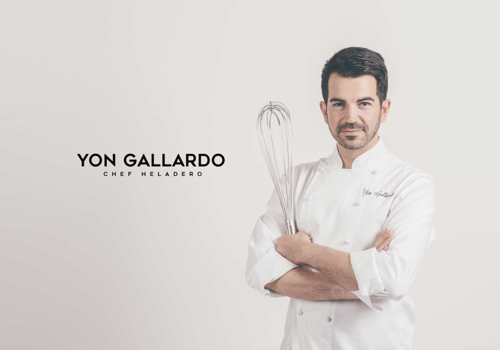 Yon Gallardo - Cursos de heladería artesanal